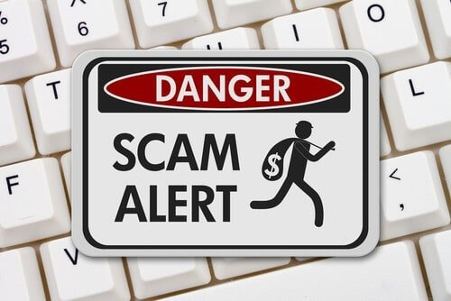 Shopping Scam Alert - Adept IT Solutions – Beware of online shopping scams this holiday season